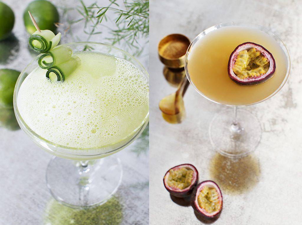drink agurk coctail farger