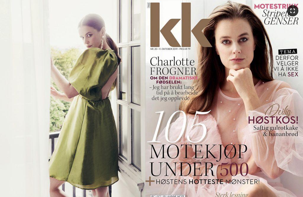 charlotte frogner kk kjoler