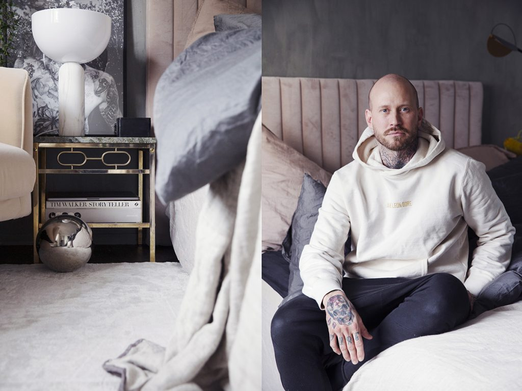 soverom storm marmor sengetøy